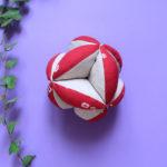 DIY – La balle de préhension Montessori (même sans machine à coudre !)