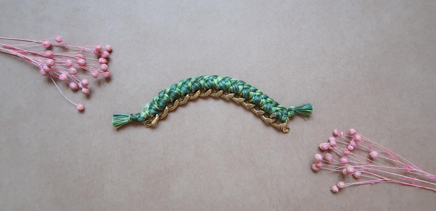 DIY-fabriquer-bracelet-chaine-gourmette-coton-esprit-aurelie-bidermann-tuto-boheme-lea-pilea-blog-19